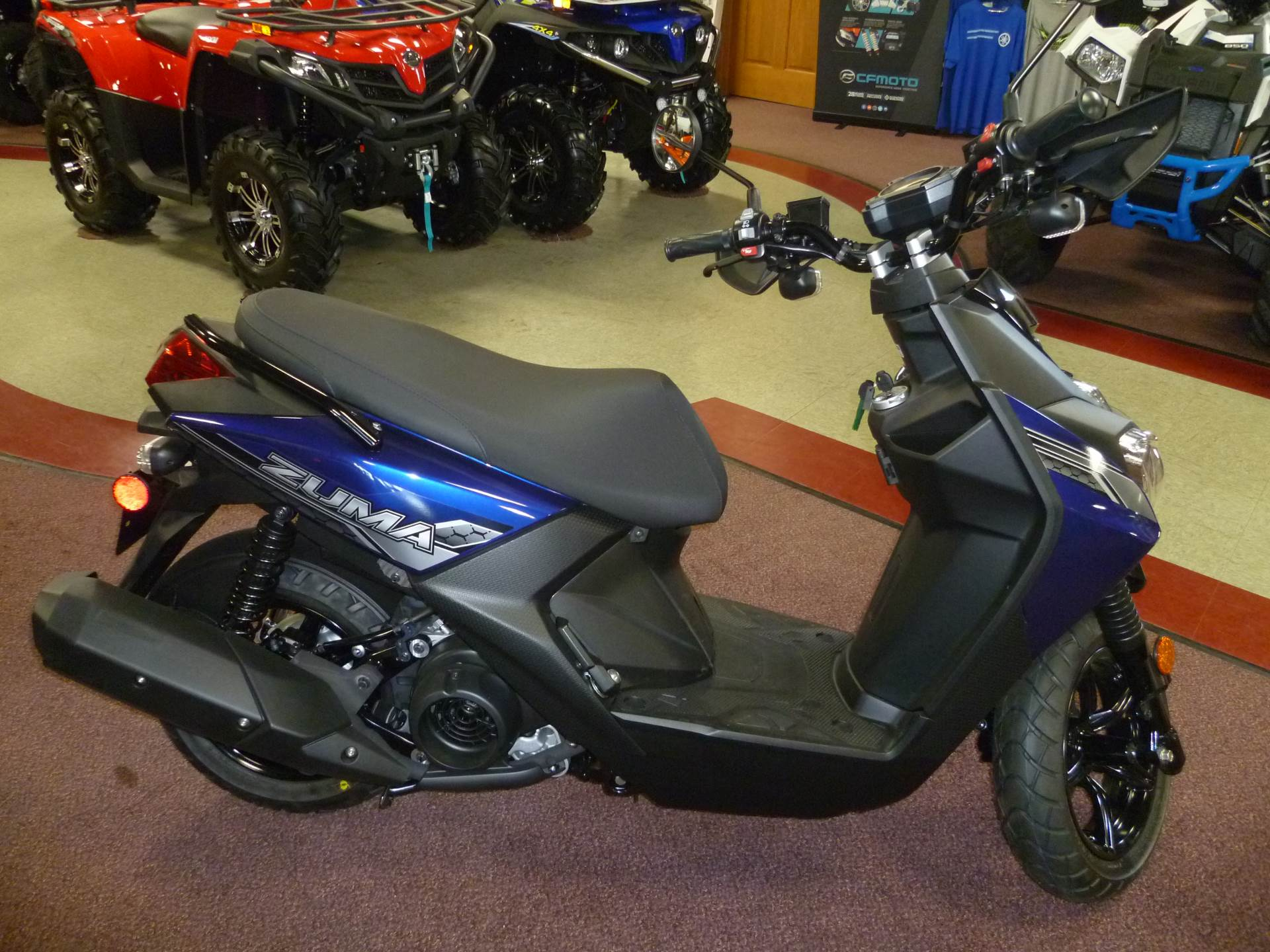 2016 Yamaha Zuma 125 in Union Grove, Wisconsin
