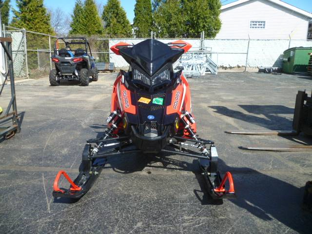 2019 Polaris 850 INDY XC 129 Snowcheck Select in Union Grove, Wisconsin