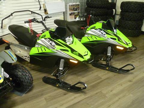 2019 Arctic Cat ZR 200 ES in Union Grove, Wisconsin