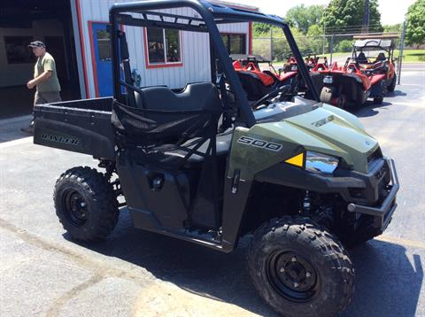 2020 Polaris Ranger 500 in Union Grove, Wisconsin - Photo 6