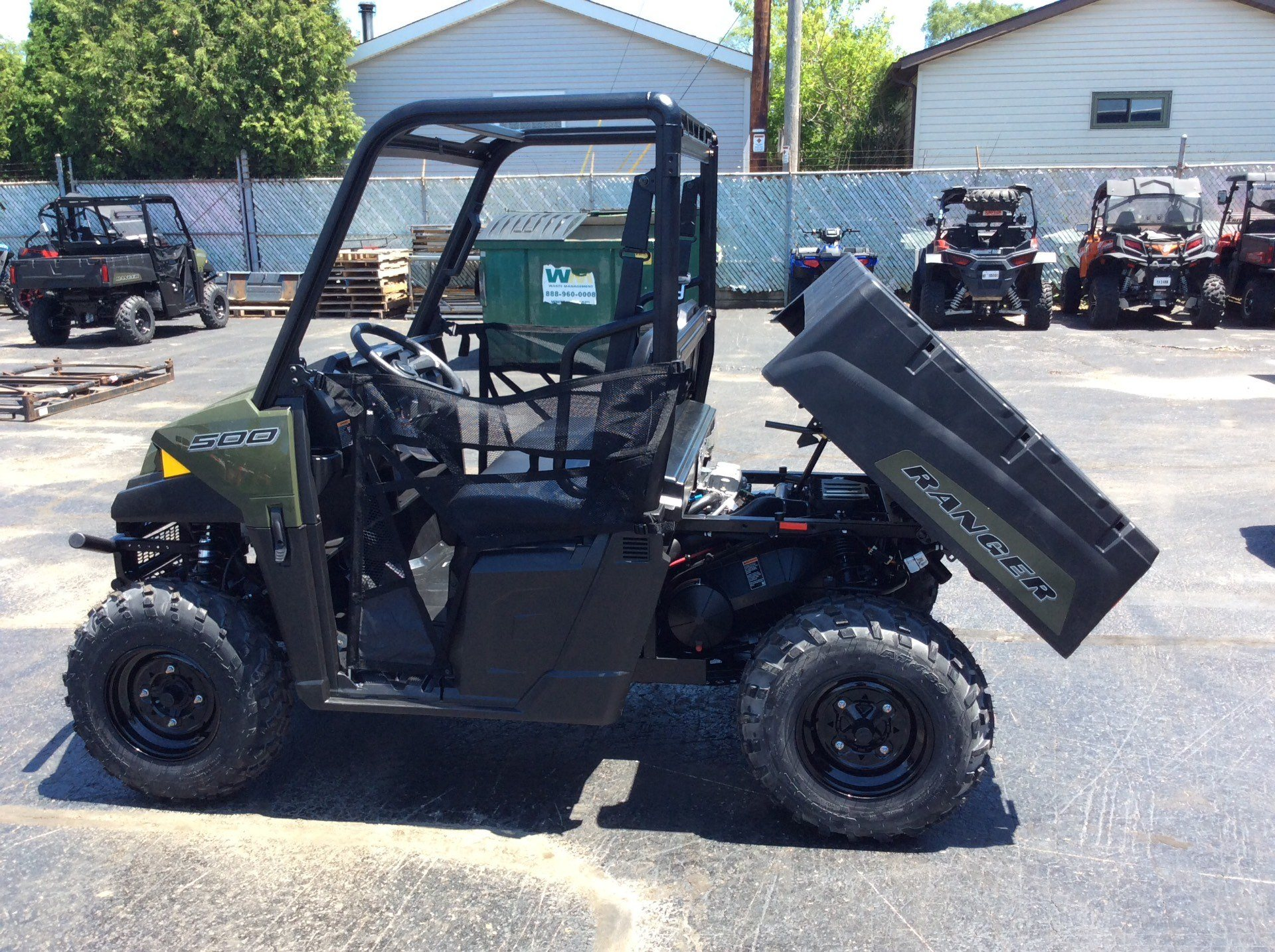 2020 Polaris Ranger 500 in Union Grove, Wisconsin - Photo 7