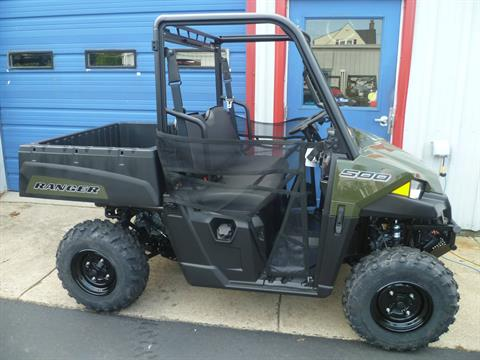 2020 Polaris Ranger 500 in Union Grove, Wisconsin - Photo 1