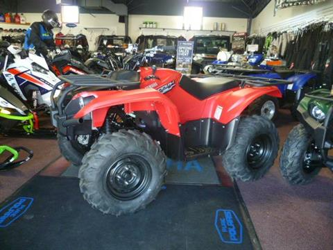 2017 Yamaha Kodiak 700 in Union Grove, Wisconsin