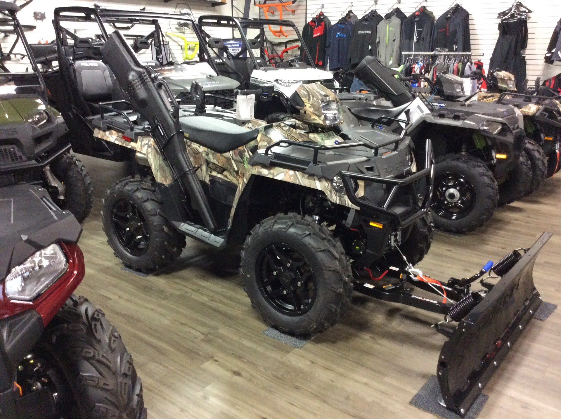 2020 Polaris Sportsman 570 Hunter Edition in Union Grove, Wisconsin - Photo 1