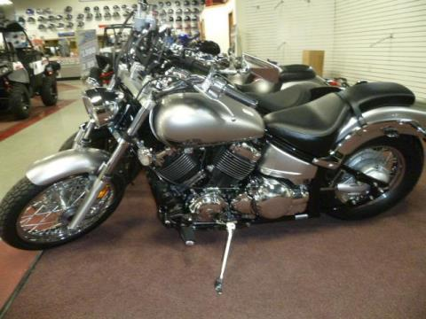 2014 Yamaha V Star 650 Custom in Union Grove, Wisconsin