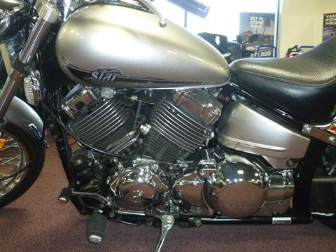 2014 Yamaha V Star 650 Custom in Union Grove, Wisconsin