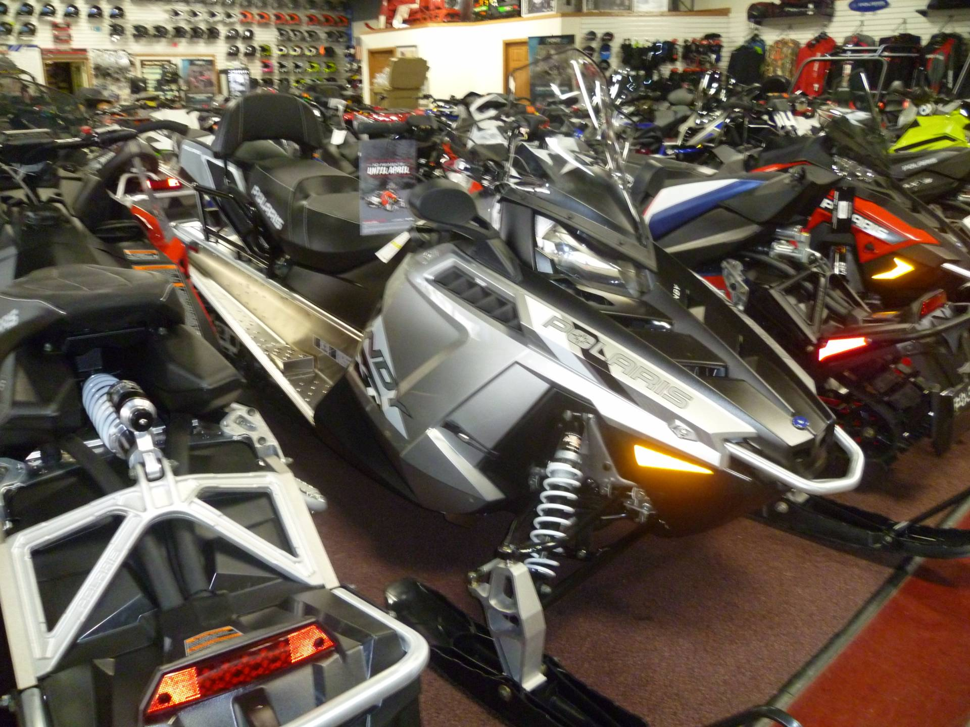 2018 Polaris 550 INDY LXT 144 in Union Grove, Wisconsin