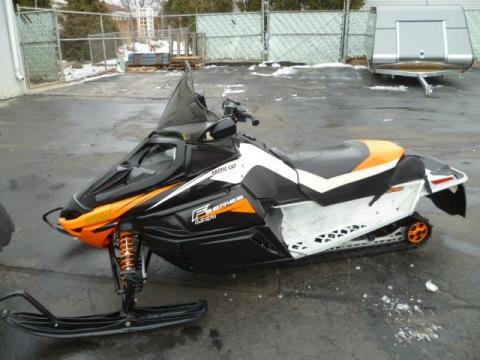 2011 Arctic Cat Z1™ LXR in Union Grove, Wisconsin