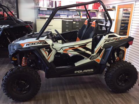 2018 Polaris RZR S 1000 EPS in Union Grove, Wisconsin