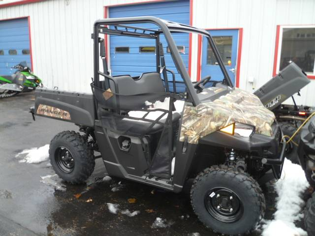 2018 Polaris Ranger 570 Polaris Pursuit Camo in Union Grove, Wisconsin