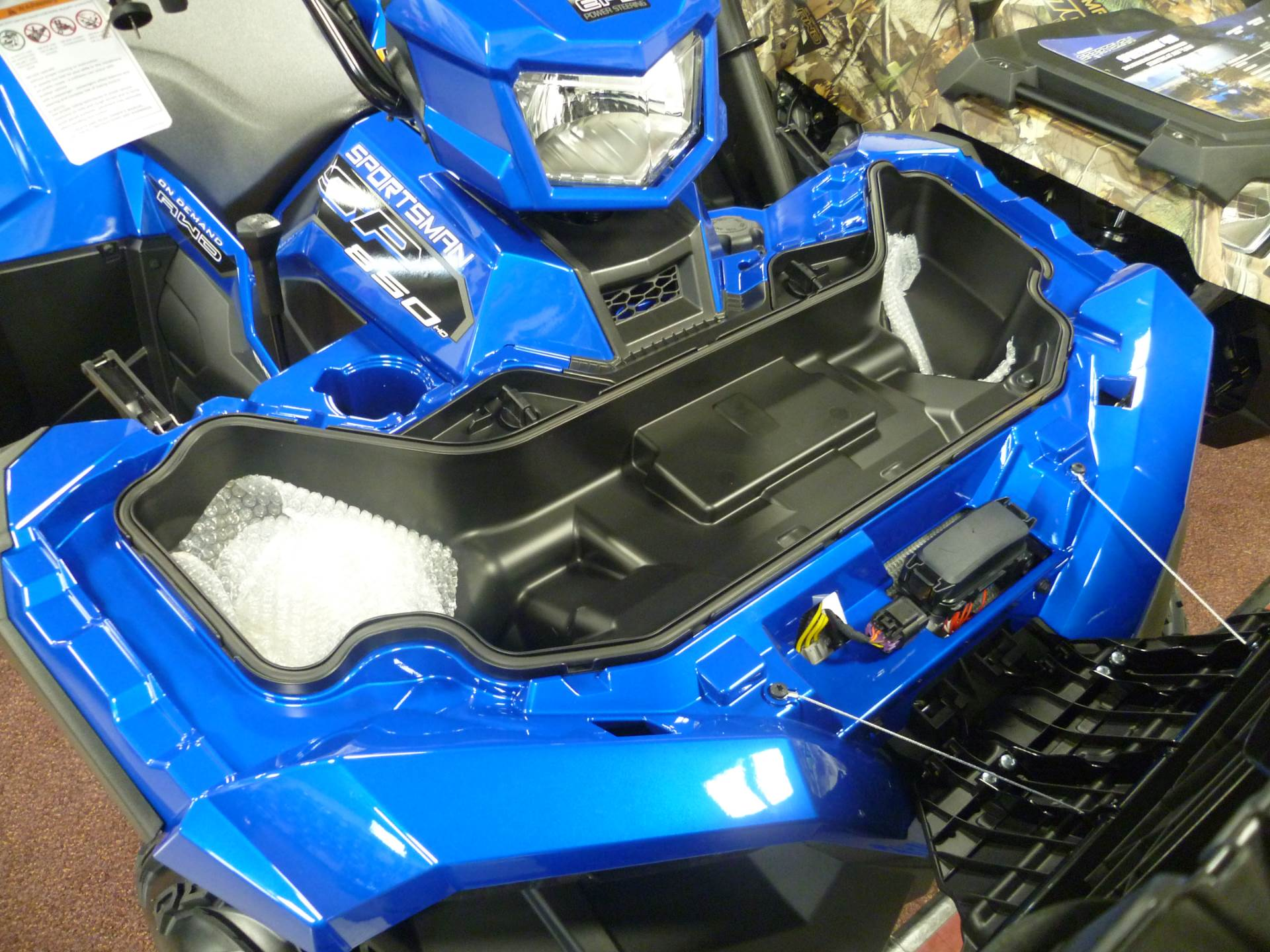 2017 Polaris Sportsman 850 SP in Union Grove, Wisconsin