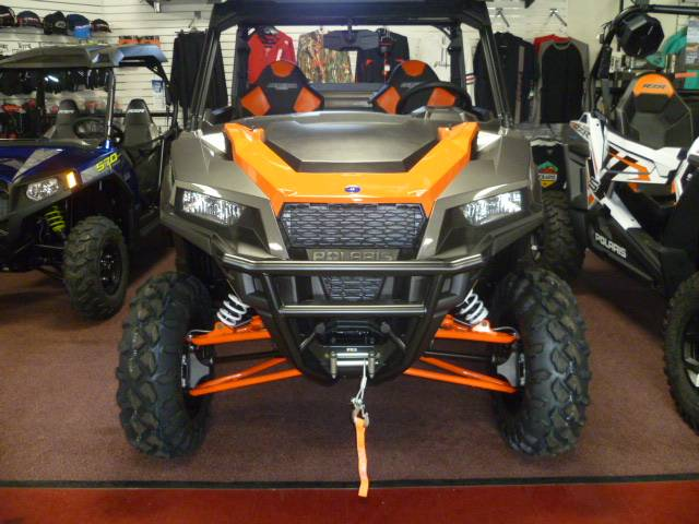 2018 Polaris General 1000 EPS Deluxe in Union Grove, Wisconsin