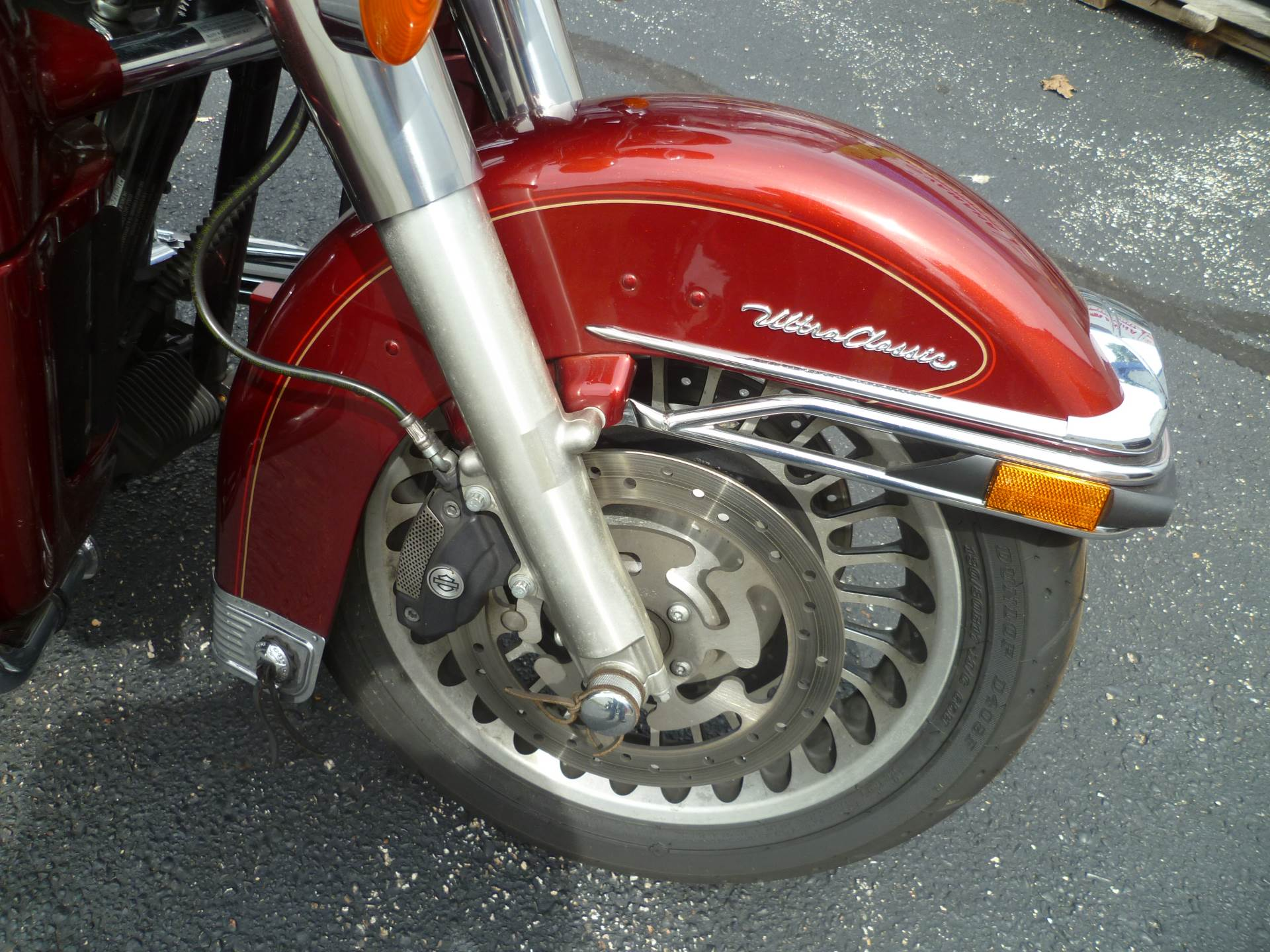 2010 Harley-Davidson Ultra Classic® Electra Glide® in Union Grove, Wisconsin - Photo 7