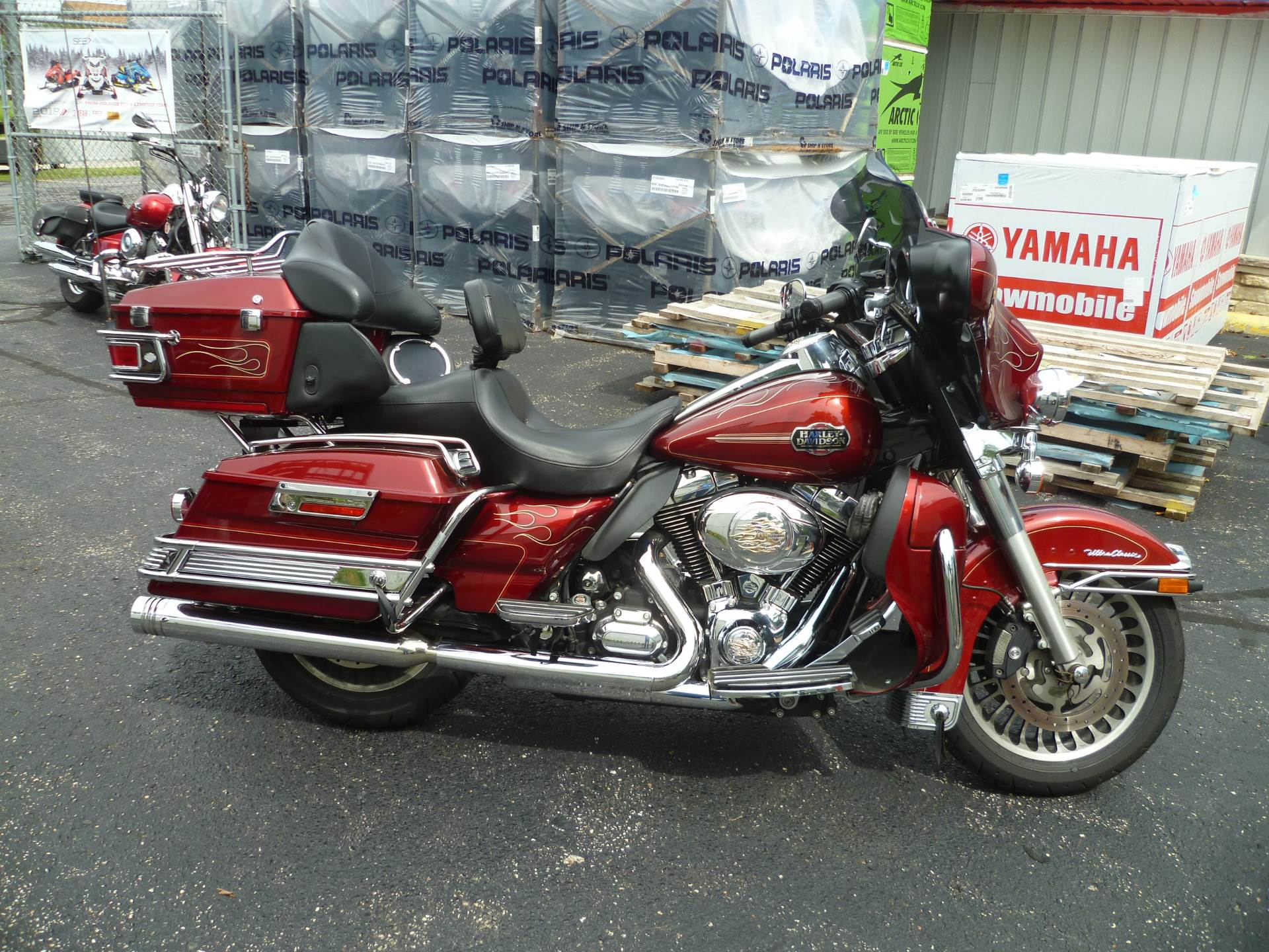 2010 Harley-Davidson Ultra Classic® Electra Glide® in Union Grove, Wisconsin - Photo 1