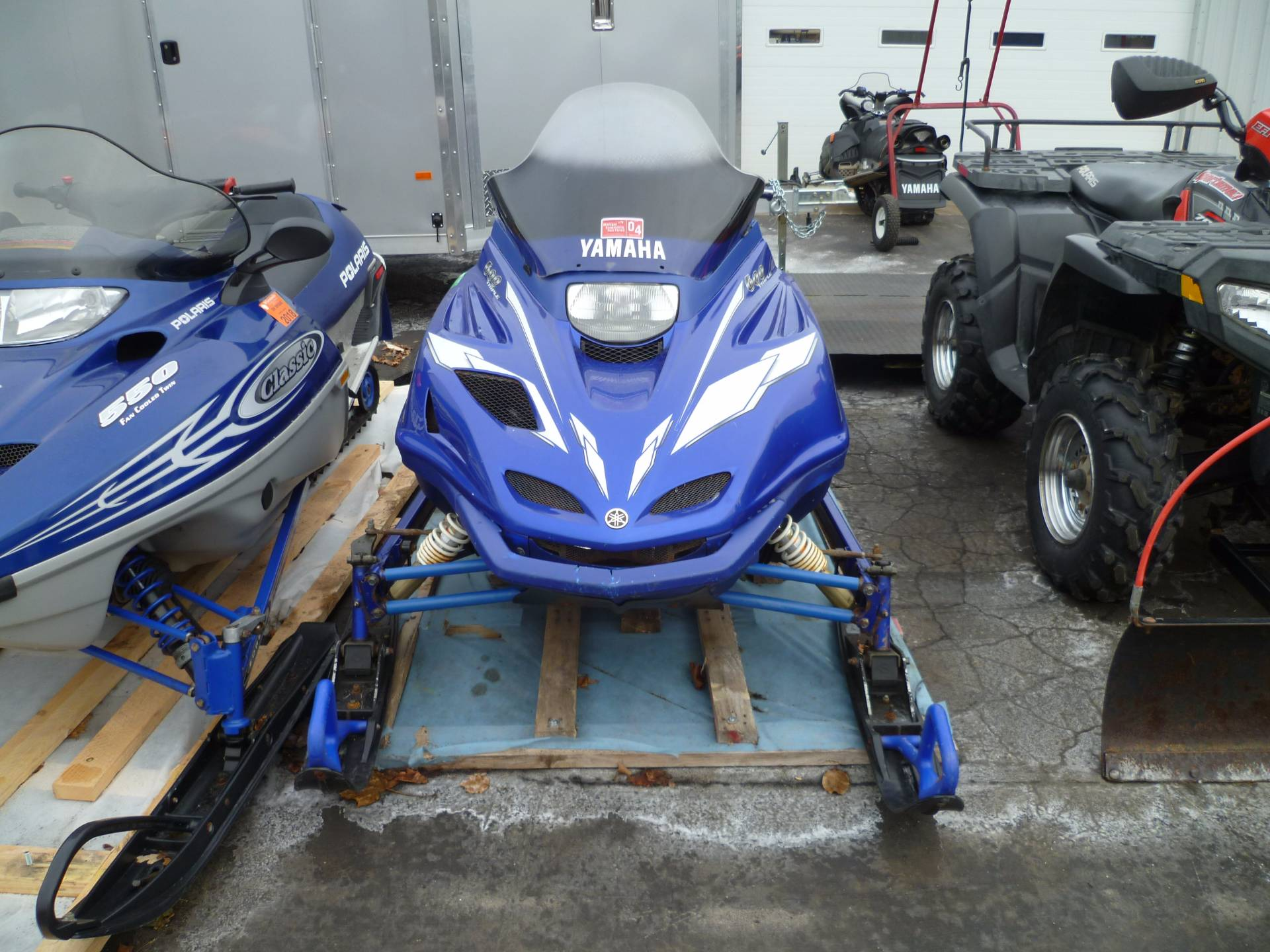 2000 Yamaha SX 600R in Union Grove, Wisconsin