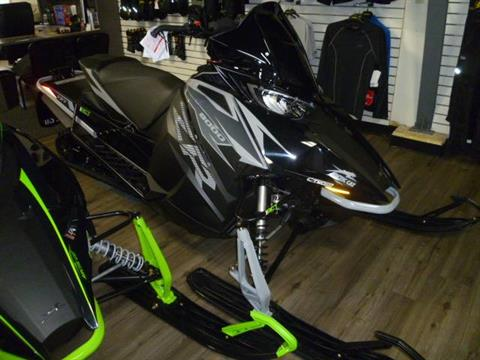 2019 Arctic Cat ZR 8000 Limited ES 137 iACT in Union Grove, Wisconsin