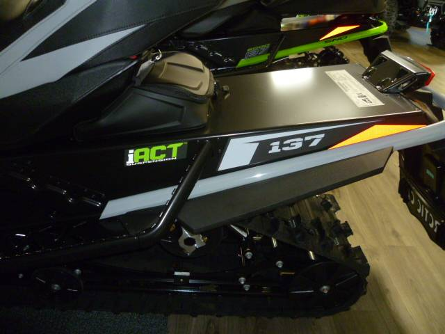 2019 Arctic Cat ZR 8000 Limited ES (137) iACT in Union Grove, Wisconsin