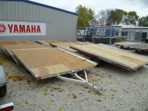 2015 Triton Trailers ELITE12-101WB in Union Grove, Wisconsin