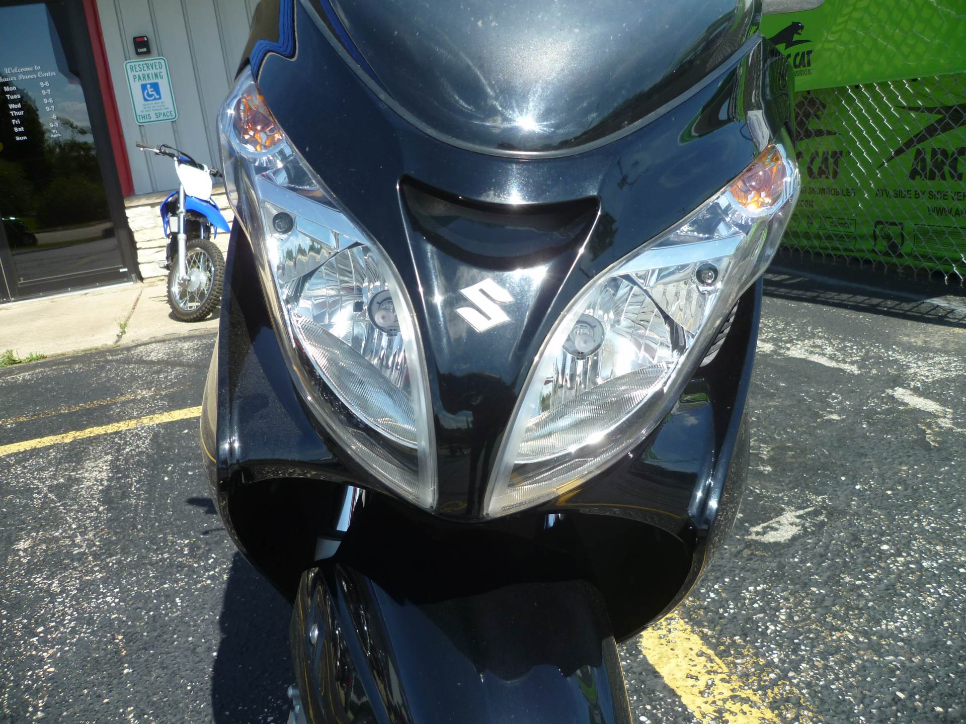 2008 Suzuki Burgman™ 400 in Union Grove, Wisconsin