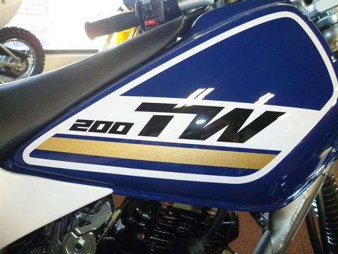 2017 Yamaha TW200 in Union Grove, Wisconsin