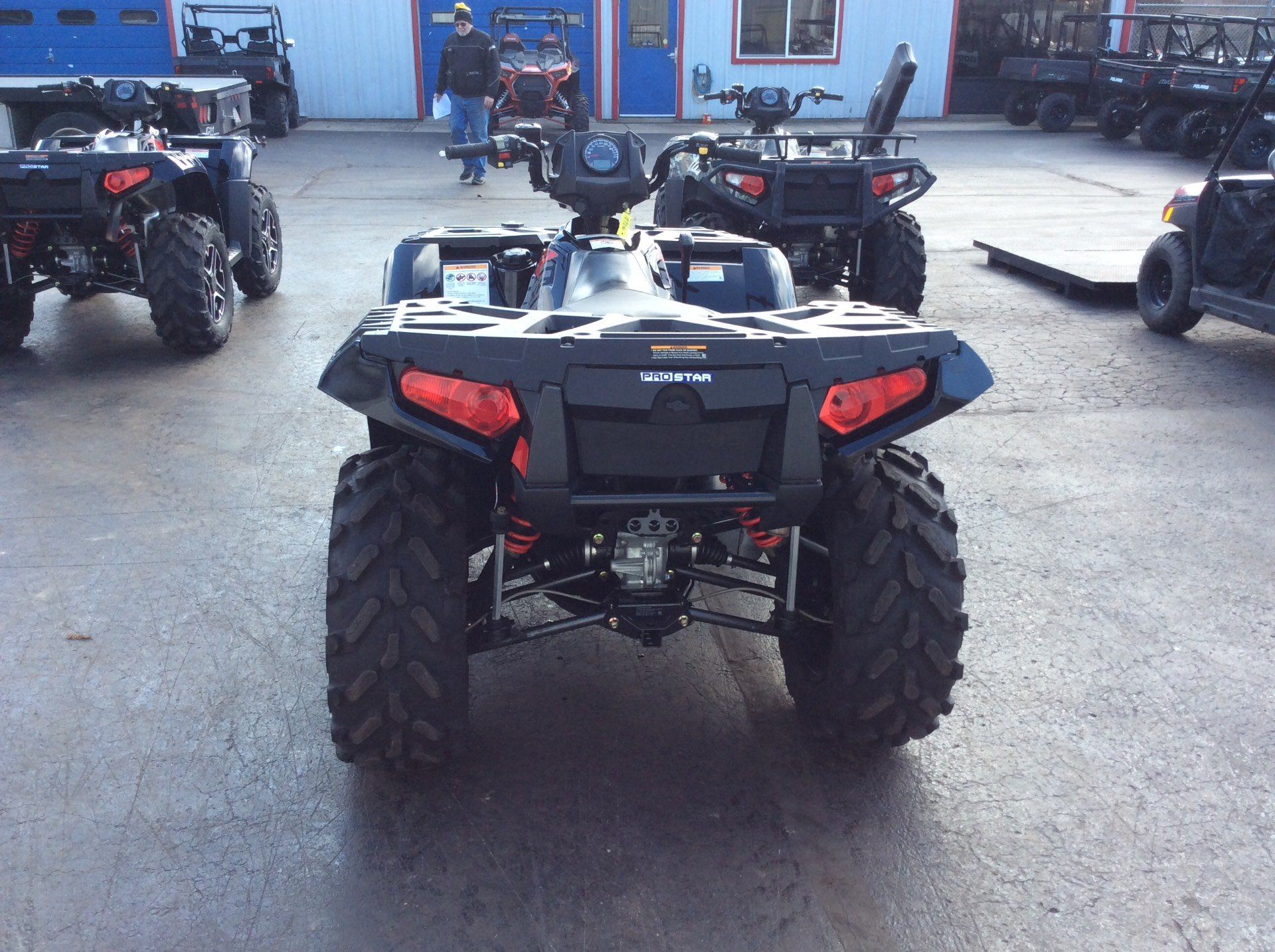 2015 Polaris Sportsman XP® 1000 EPS in Union Grove, Wisconsin - Photo 3