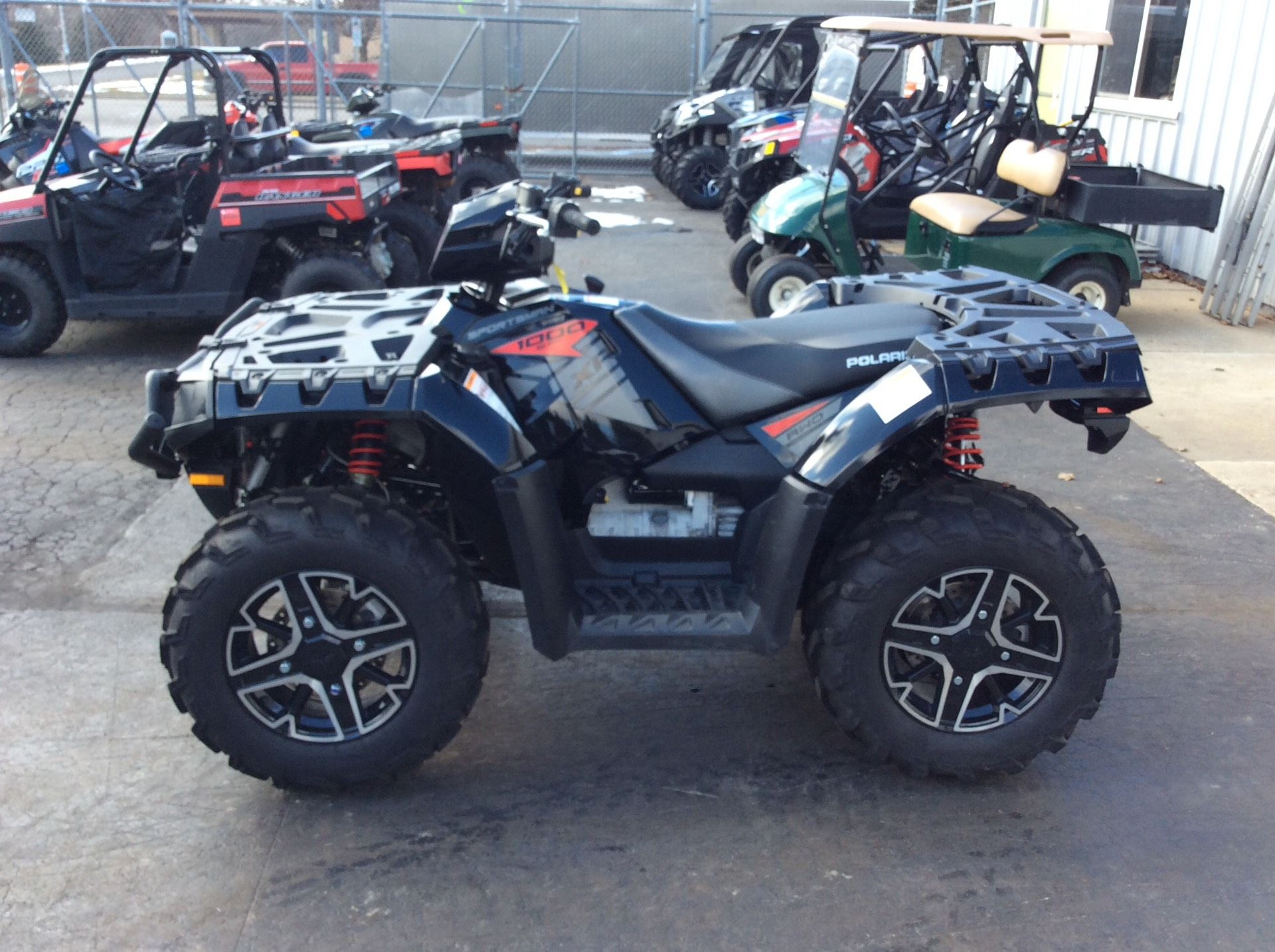 2015 Polaris Sportsman XP® 1000 EPS in Union Grove, Wisconsin - Photo 2