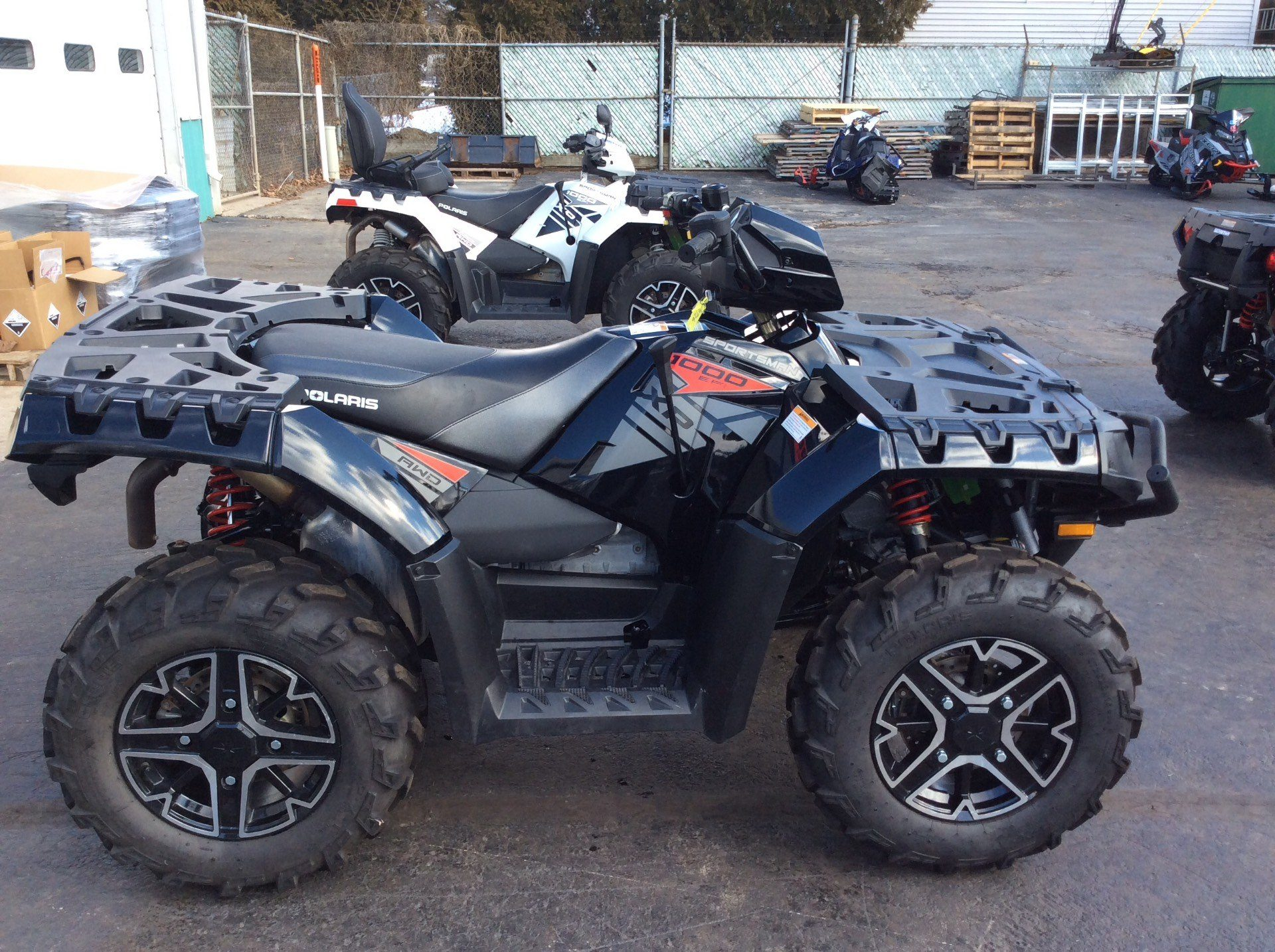 2015 Polaris Sportsman XP® 1000 EPS in Union Grove, Wisconsin - Photo 1