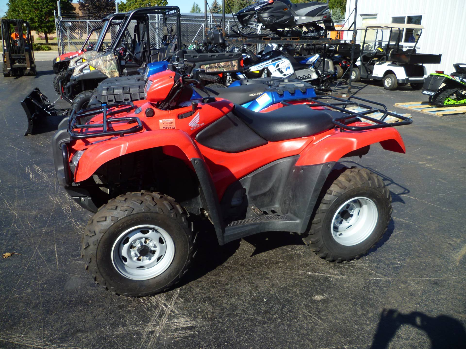 2012 Honda FourTrax® Foreman® 4x4 ES in Union Grove, Wisconsin