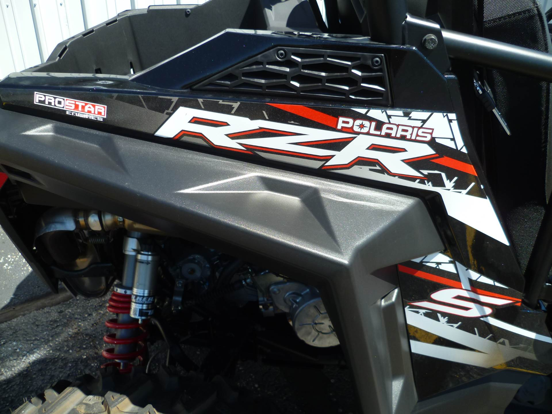 2017 Polaris RZR S 900 EPS in Union Grove, Wisconsin