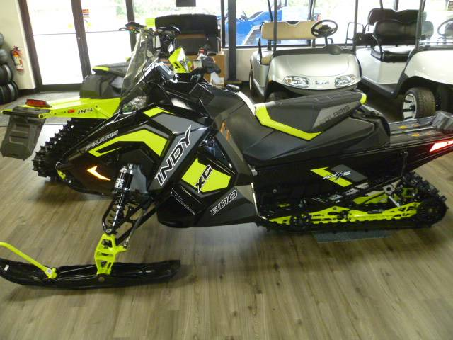 2019 Polaris 800 INDY XC 129 Snowcheck Select in Union Grove, Wisconsin