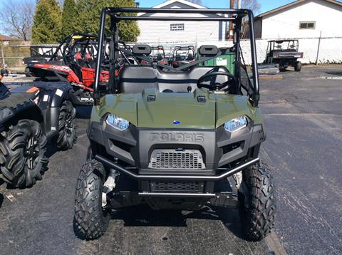 2020 Polaris Ranger 570 Full-Size in Union Grove, Wisconsin - Photo 2