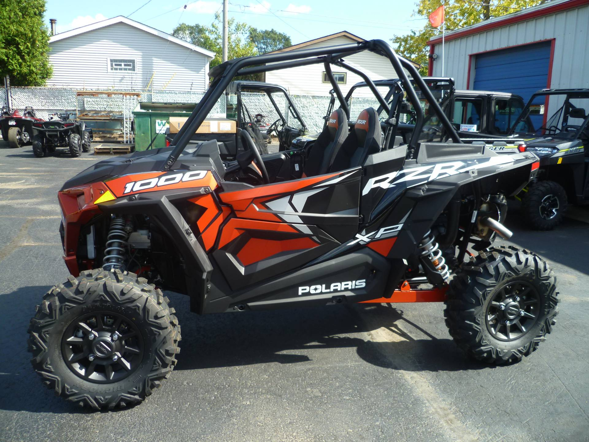 2020 Polaris RZR XP 1000 Premium in Union Grove, Wisconsin - Photo 1