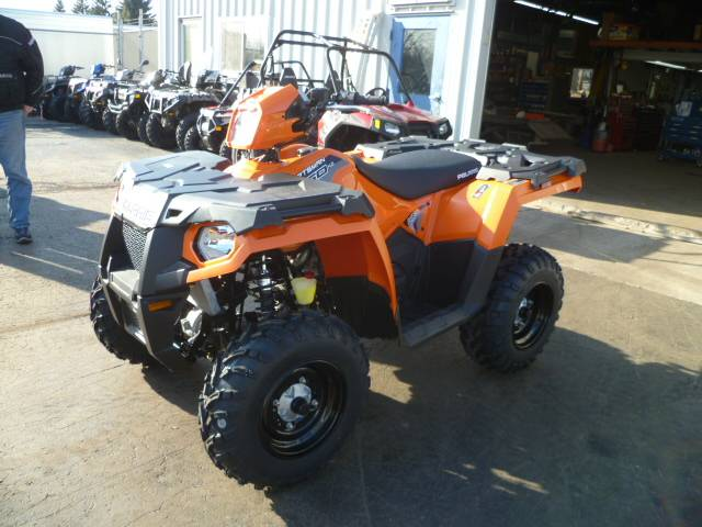 2019 Polaris Sportsman 450 H.O. EPS LE in Union Grove, Wisconsin