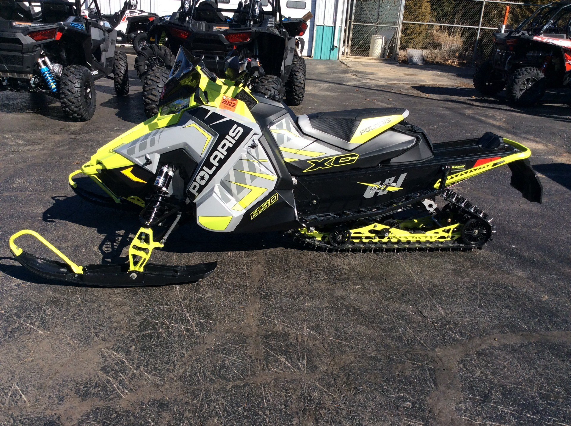 2020 Polaris 850 Indy XC 129 SC in Union Grove, Wisconsin - Photo 1