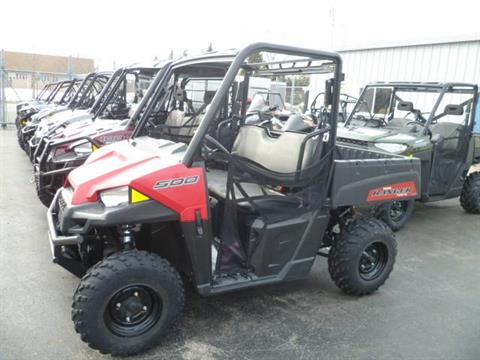 2018 Polaris Ranger 500 in Union Grove, Wisconsin