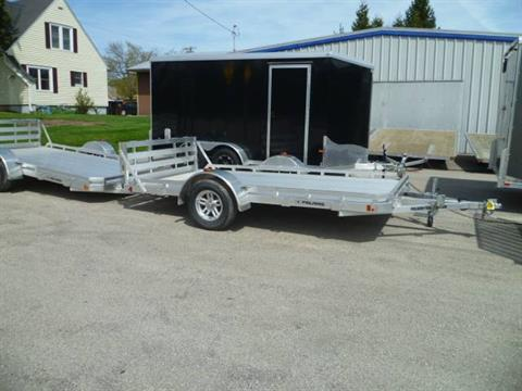 2017 Polaris Trailers PU 6.5x12F-A in Union Grove, Wisconsin