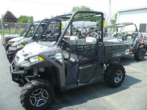 2016 Polaris Ranger XP 900 EPS in Union Grove, Wisconsin - Photo 1