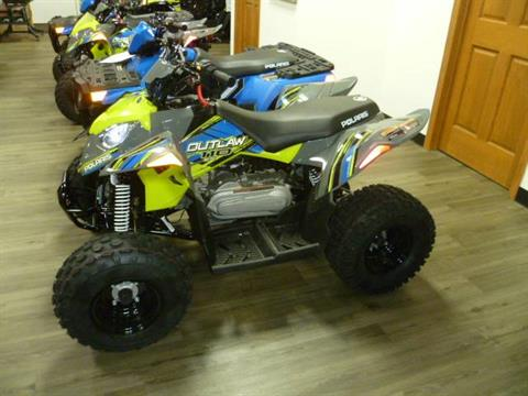 2019 Polaris Outlaw 110 in Union Grove, Wisconsin - Photo 1