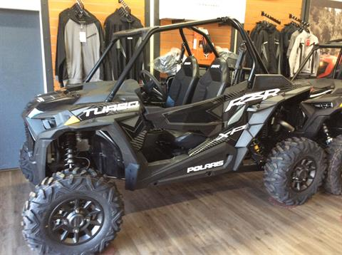 2020 Polaris RZR XP Turbo in Union Grove, Wisconsin - Photo 1