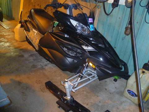 2012 Yamaha Apex® SE in Union Grove, Wisconsin
