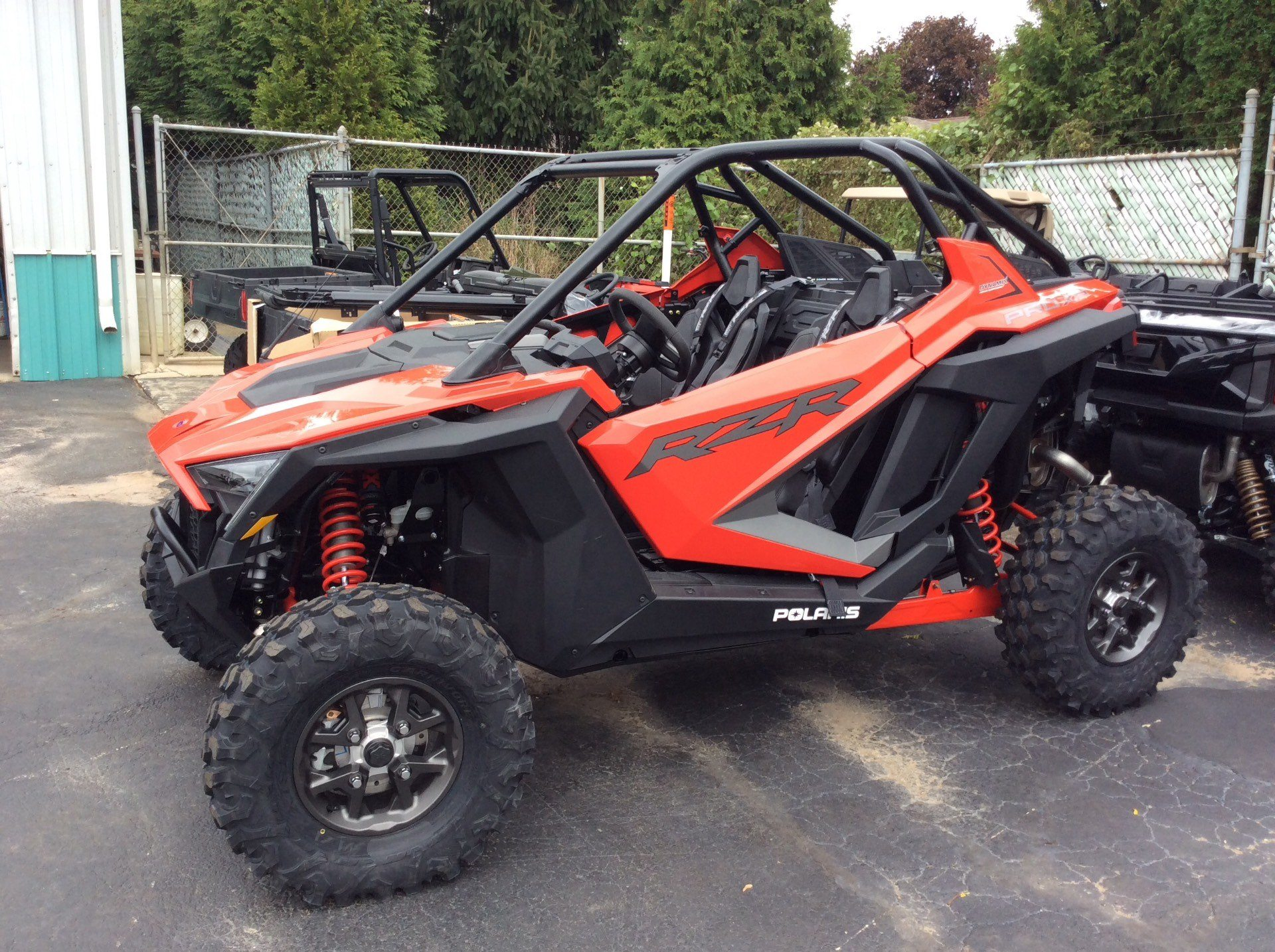 2020 Polaris RZR Pro XP Ultimate in Union Grove, Wisconsin - Photo 1