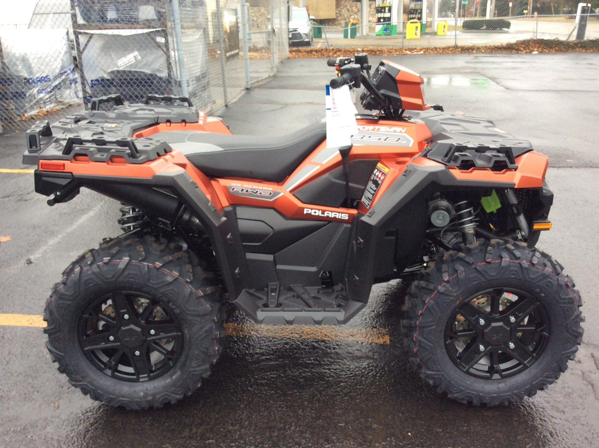 2020 Polaris Sportsman 850 Premium Trail Package in Union Grove, Wisconsin - Photo 4