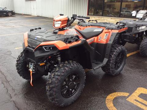 2020 Polaris Sportsman 850 Premium Trail Package in Union Grove, Wisconsin - Photo 6