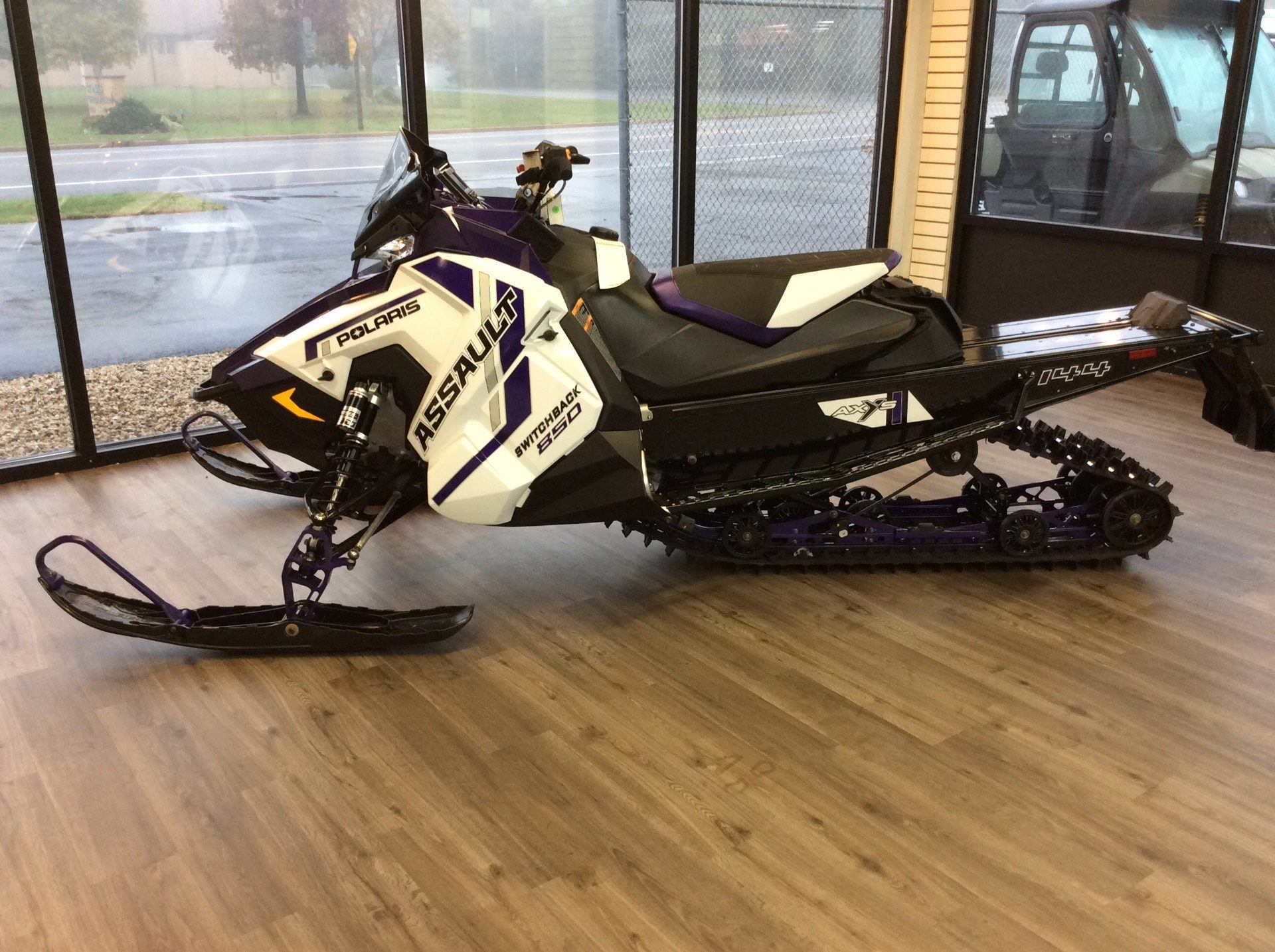 2021 Polaris 850 Switchback Assault 144 Factory Choice in Union Grove, Wisconsin - Photo 1