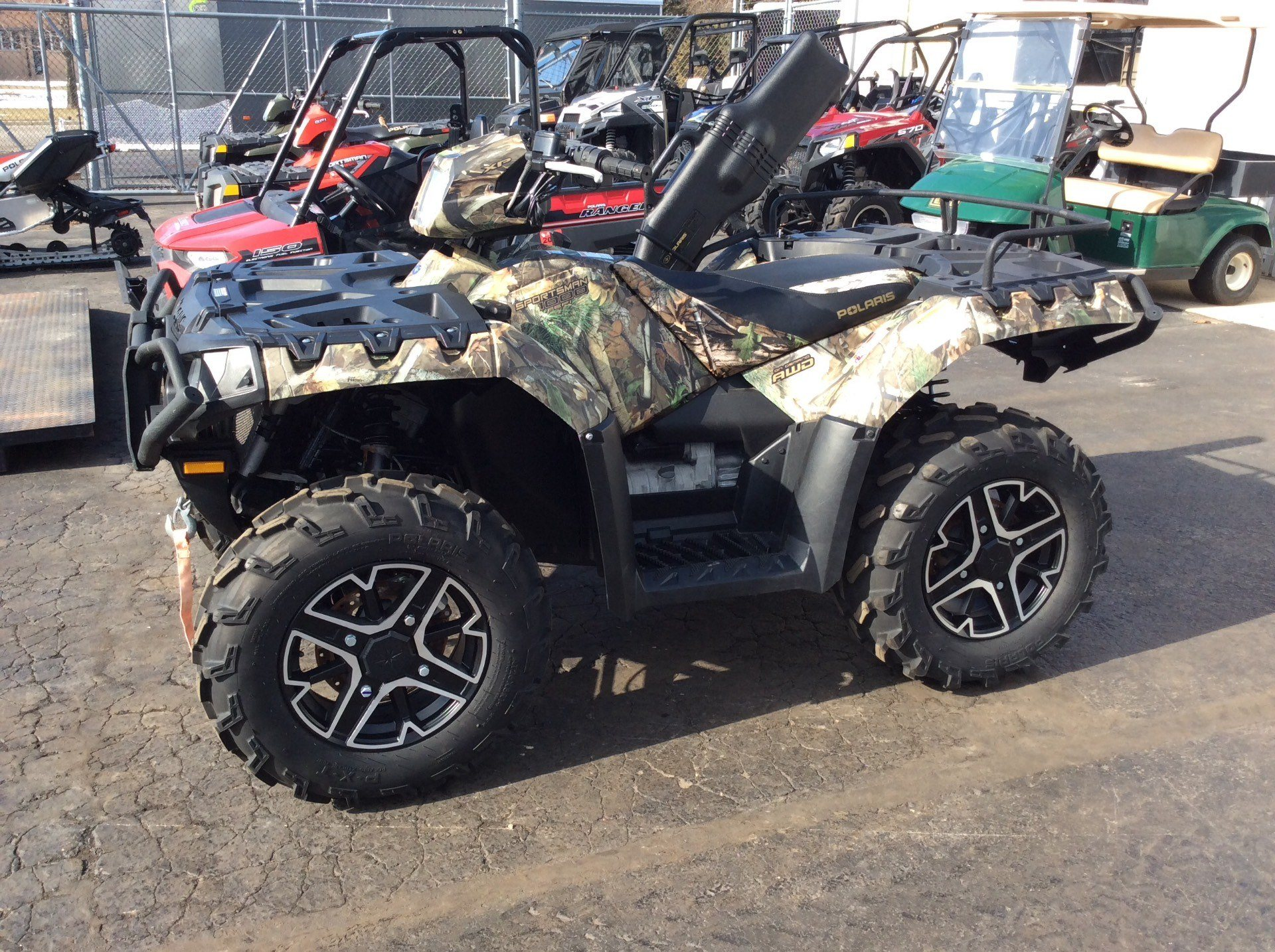 2016 Polaris Sportsman XP 1000 in Union Grove, Wisconsin - Photo 1