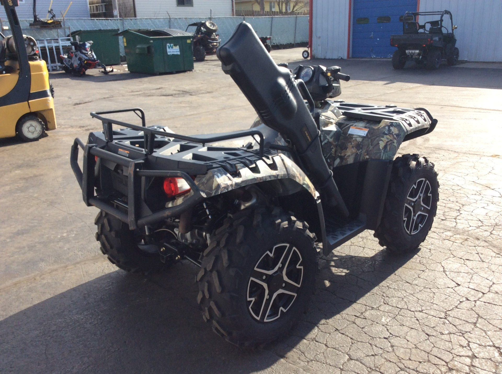 2016 Polaris Sportsman XP 1000 in Union Grove, Wisconsin - Photo 4