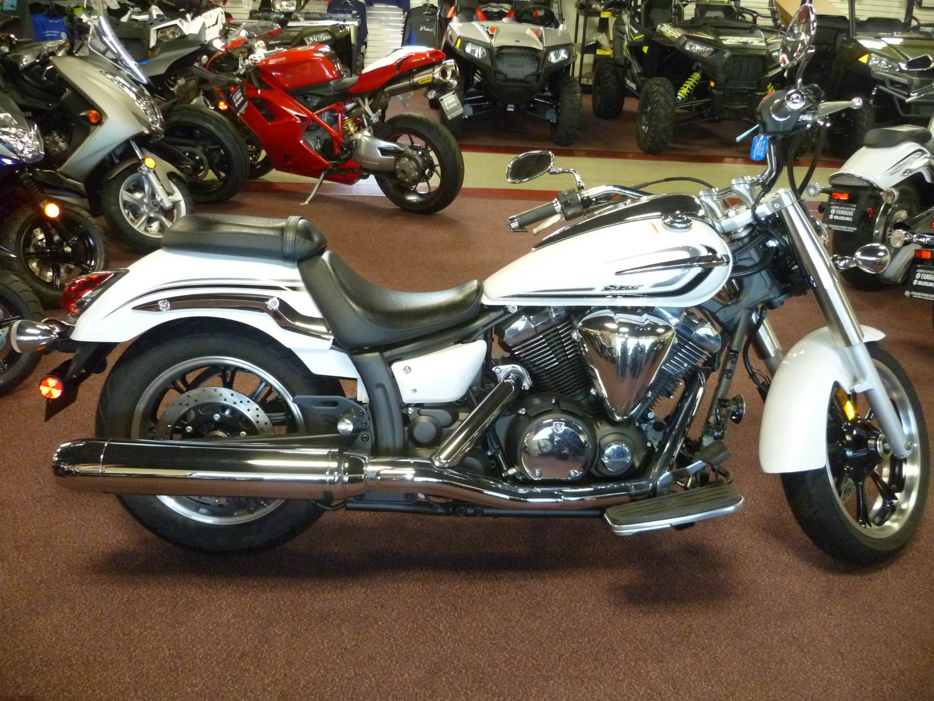 Used 2013 Yamaha V Star 950 Motorcycles in Union Grove, WI | Stock ...