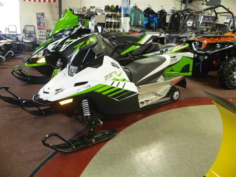 2018 Arctic Cat ZR 200 in Union Grove, Wisconsin