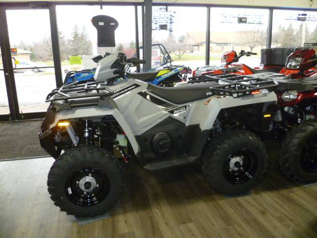 2019 Polaris Sportsman 450 H.O. Utility Edition in Union Grove, Wisconsin - Photo 1