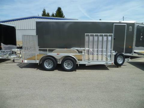 2017 Polaris Trailers PLS 6.5x14 in Union Grove, Wisconsin